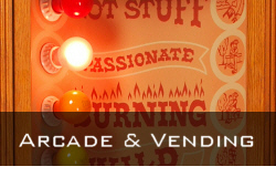 Arcade and Vending