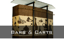 Bars and Bar Carts