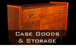 Case Goods and Storage