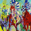 Artist LeRoy Neiman