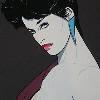 Artist Patrick Nagel