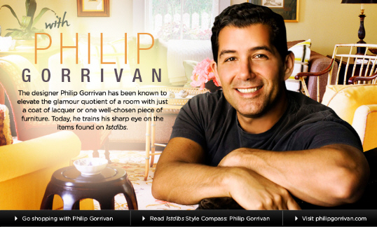 saturday shopping with philip gorrivan on 1stdibs « griffin