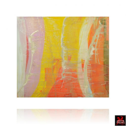 Untitled Abstract Painting 7370