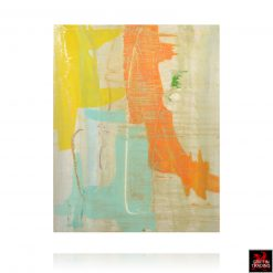 Untitled Abstract Painting 7400