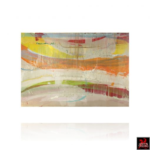 Untitled Abstract Painting 7403 by Austin James
