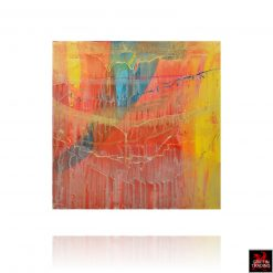 Untitled Abstract Painting 7484