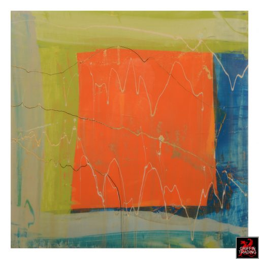 Abstract Painting 7792 by Austin Allen James