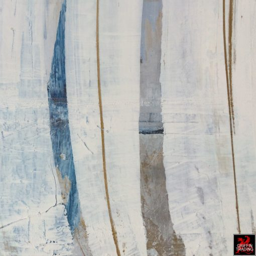 Austin Allen James Abstract Painting 8275