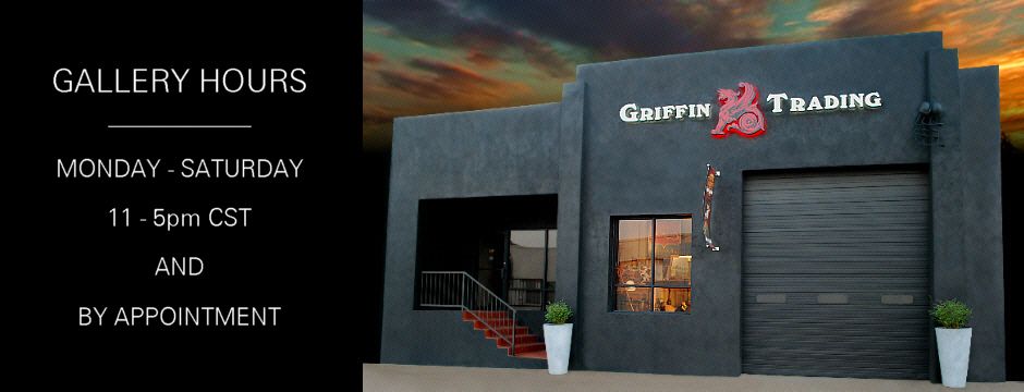 Griffin Trading in Dallas, About Us Showroom Photos
