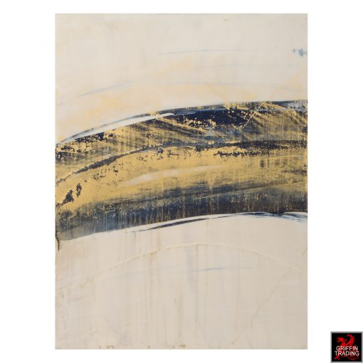 Diptych Abstract Painting 8640