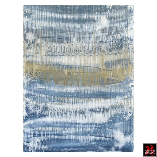 Austin Allen James Abstract Painting 8387