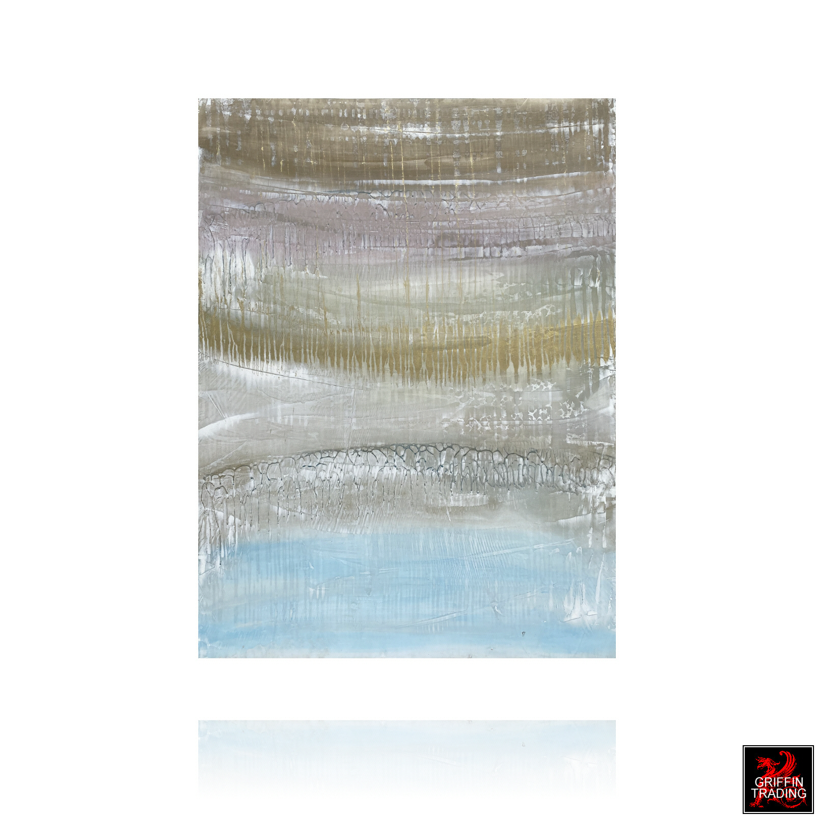 Austin James Abstract Painting 8391