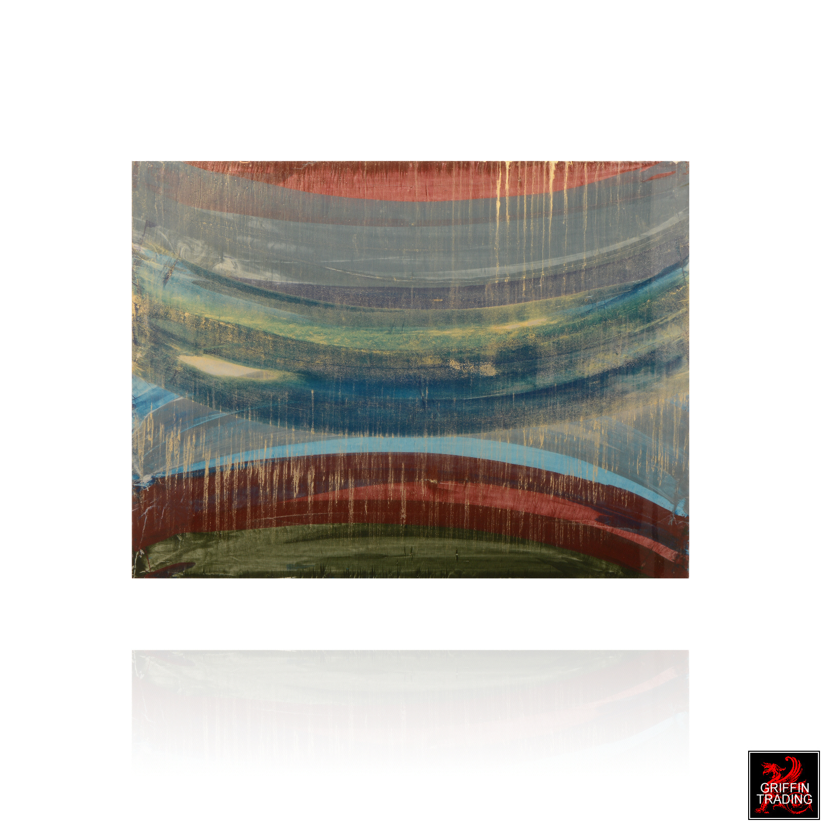 Abstract Painting 8392 by Austin James