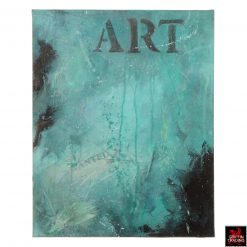 Art Wanted abstract painting by Stephen Hansrote