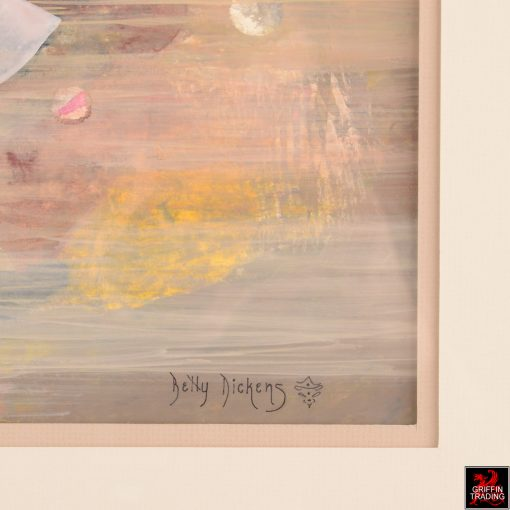 Betty Dickens Abstract Painting