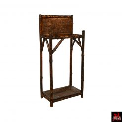 Antique Bamboo Umbrella Stand