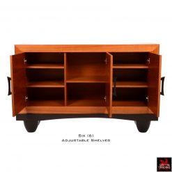 Berman Rosetti Console Cabinet