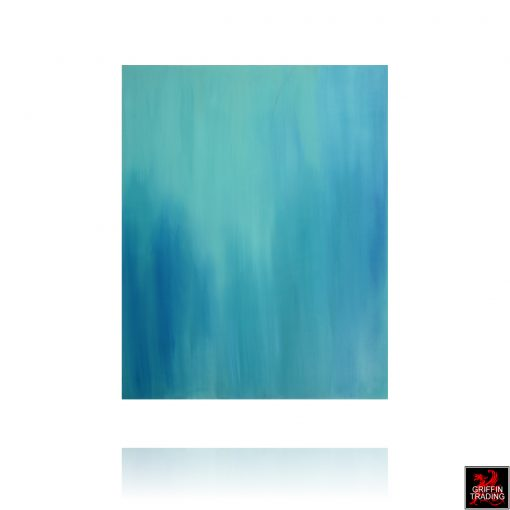 Serenity Abstract Painting by Stephen Hansrote