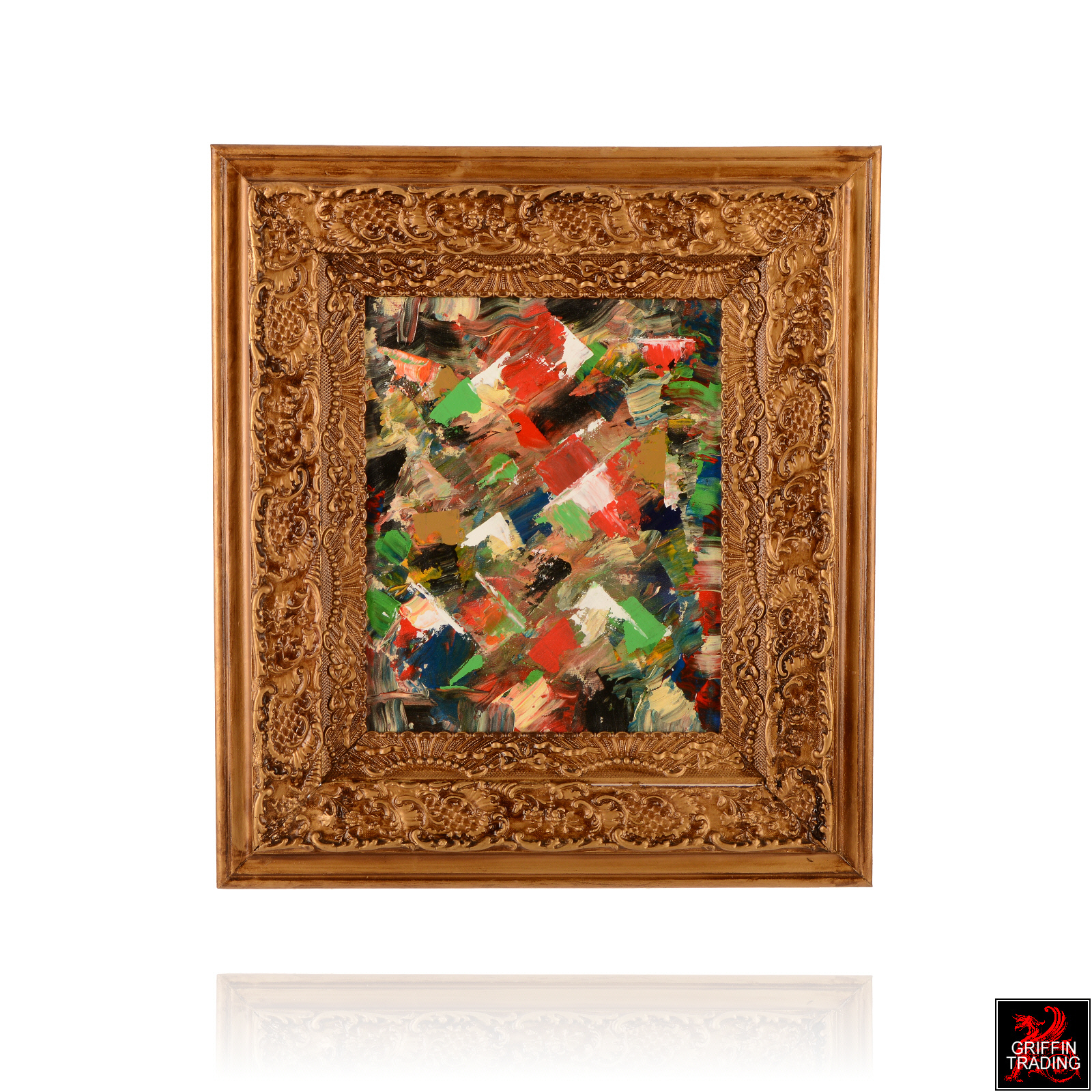 Celebration Abstract Painting by Hardy Martin