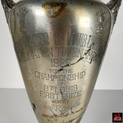 1926 Loving Cup Trophy for Chess Tournament
