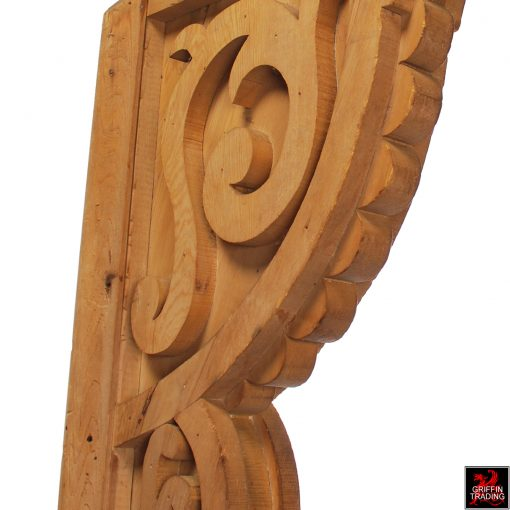 Antique Wood Corbel