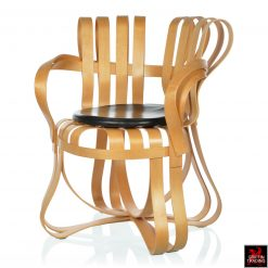 Frank Gehry Cross Check Armchair for Knoll