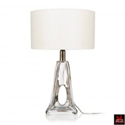 Crystal Daum Table Lamp