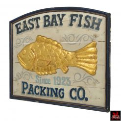 East Bay Fish Sign