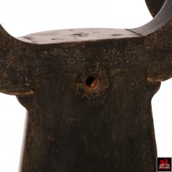 Antique Industrial Wooden Foundry Yoke Form
