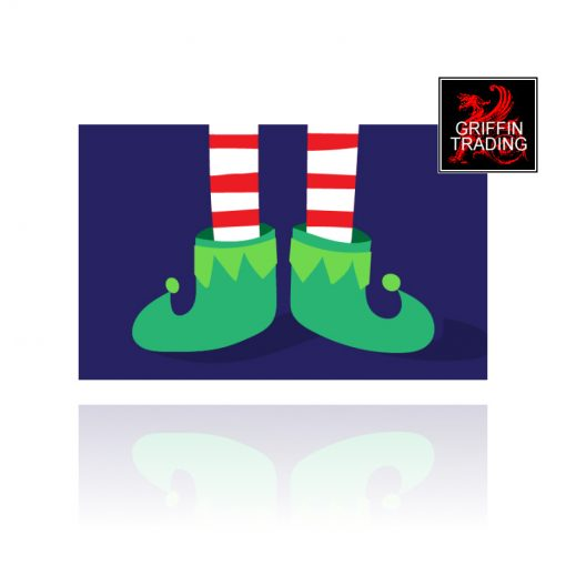 Elf Shoes Holiday Gift Card from Griffin Trading