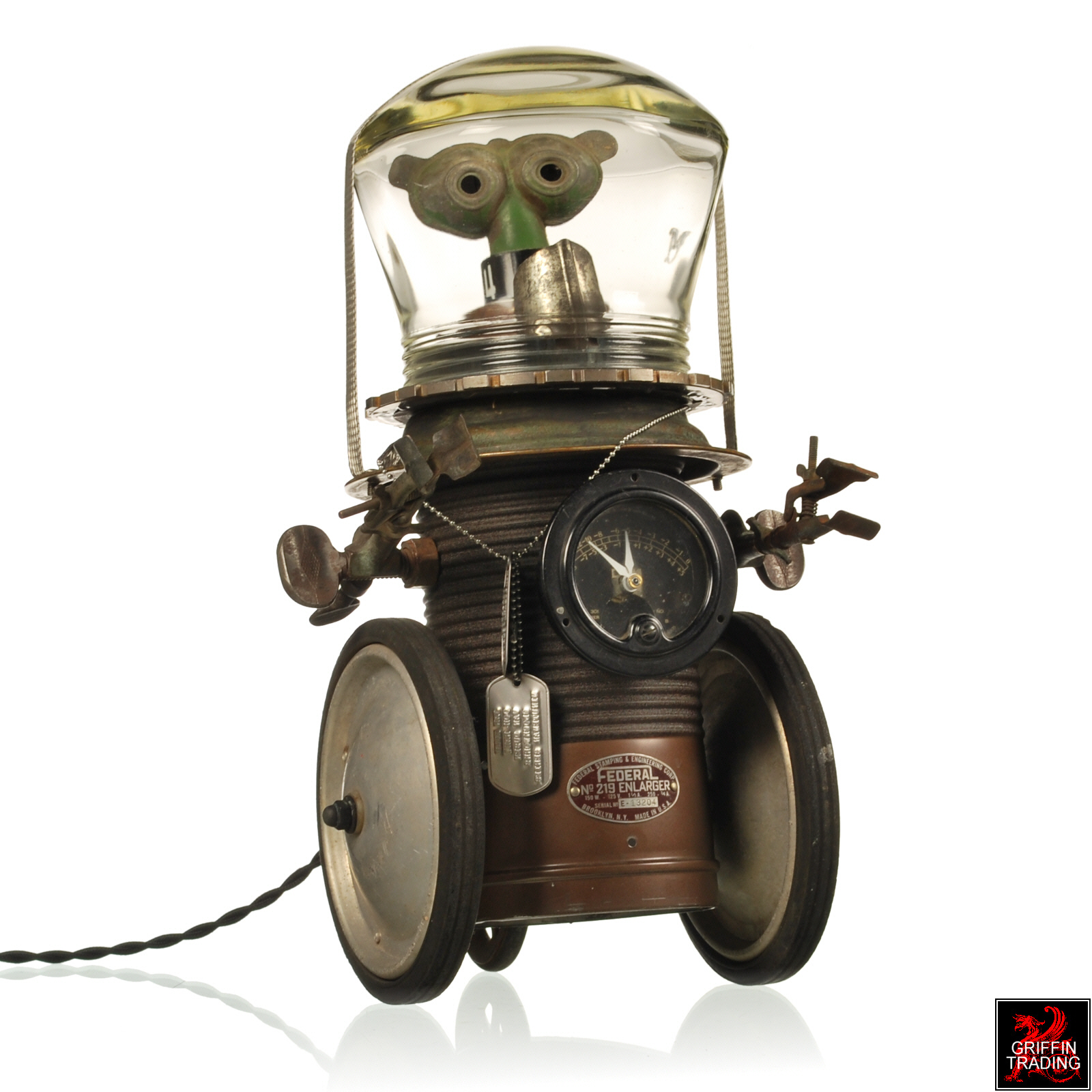 JARHEAD The Robot by Van Dusen Clockworks