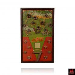 Antique Jungo Gameboard