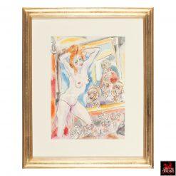 Original Martin Frederick Kaelin Painting