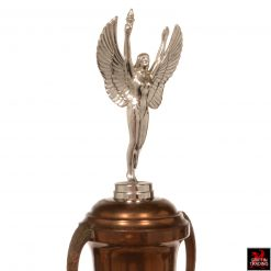 Vintage Kennel Club trophy from 1949