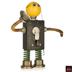 KLEO The Robot by Van Dusen Clockworks
