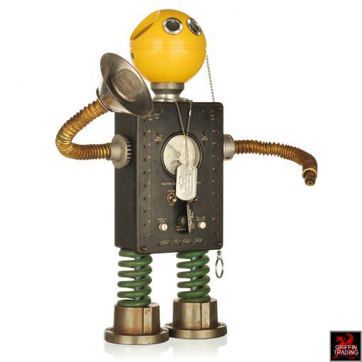 KLEO The Robot by Van Dusen Clockworks