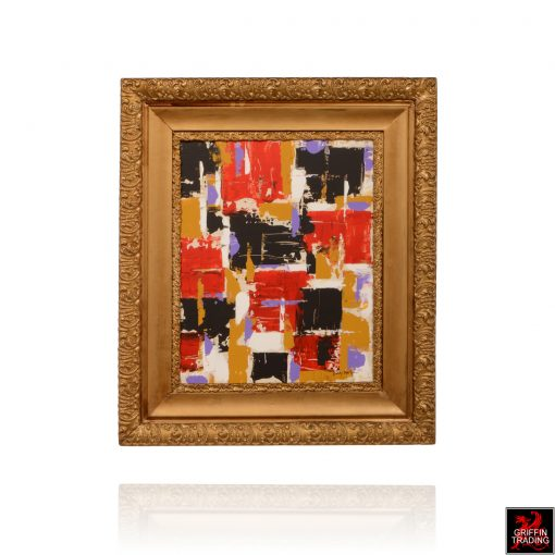 Hardy Martin Abstract 8366 Painting