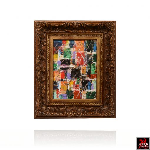 Hardy Martin abstract painting 8461