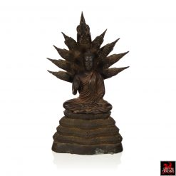 Naga Buddha Statue