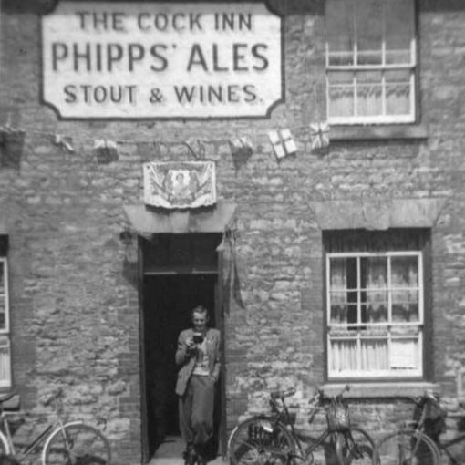 Vintage Phipps Ales Photo
