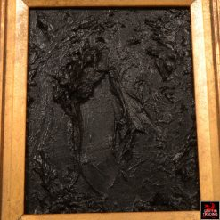 Primordial Formations by Stephen Hansrote. A signed original mixed media painting.