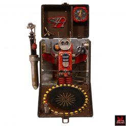 Airman the Robot by Van Dusen Designworks
