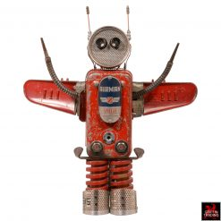 Airman the Robot by Van Dusen Designworks