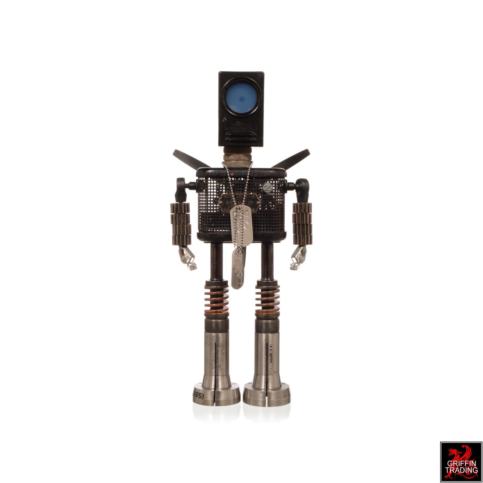 Robot Weston aka Stretch by Van Dusen Designworks