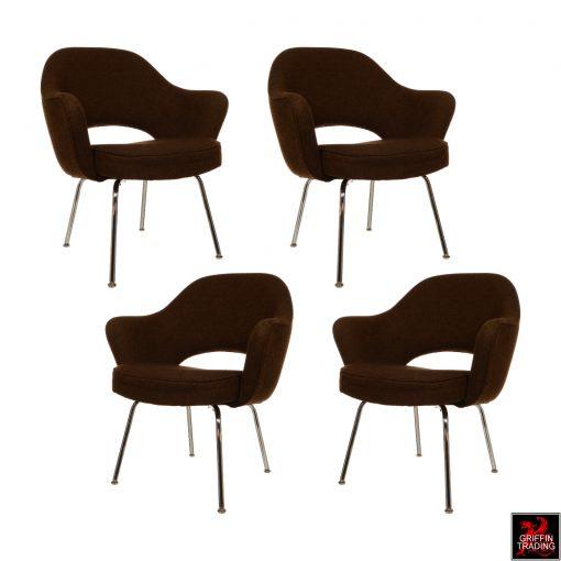 Eero Saarinen Executive Armchair by Knoll