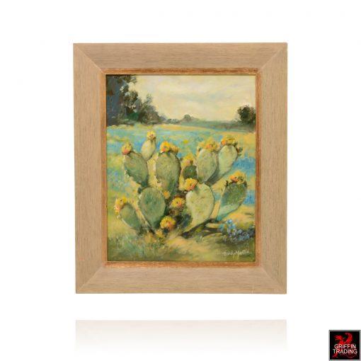 Hardy Martin Salinas Cactus Painting