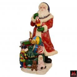 Santa Claus Store Display Figure
