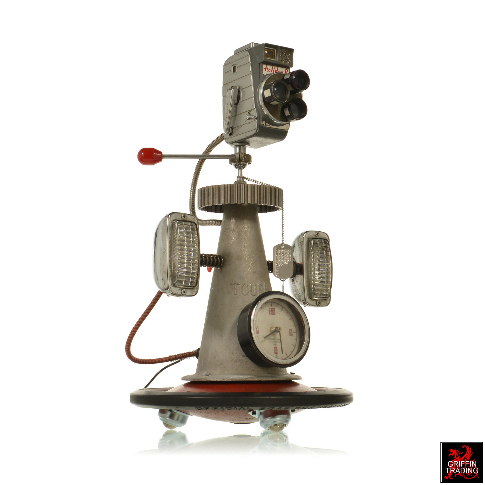 TOURAID The Robot by Van Dusen Designworks