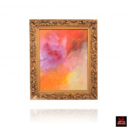 Colorful abstract painting 8045 by Stephen Hansrote