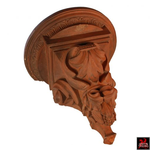 Antique Terracotta Corbel